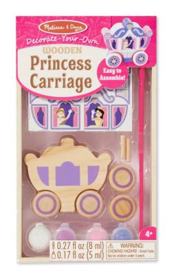DYO Princess Carriage Arts and Crafts