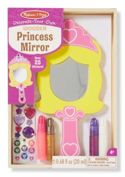 DYO Princess Mirror Arts and Crafts