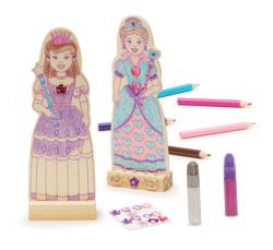 Princess Dolls Arts and Crafts