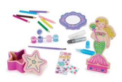 Mermaid Set Arts and Crafts