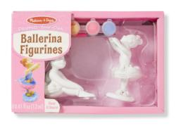 DYO Ballerina Figurines Arts and Crafts