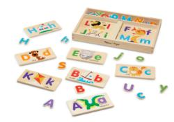 ABC Picture Boards Activity - Educational