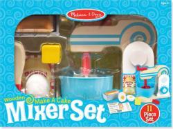 Make-A-Cake Mixer Set Pi Day