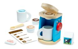 Brew & Serve Coffee Set Toy
