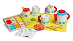 Steep & Serve Tea Set Pretend Play