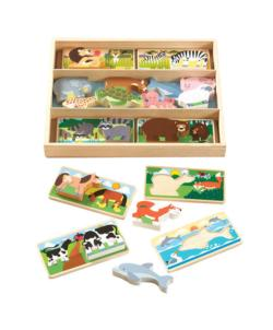 Animal Picture Boards Children's Puzzles