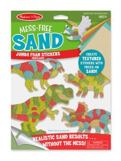 Jumbo Foam Stickers - Dinosaurs Activity Kits