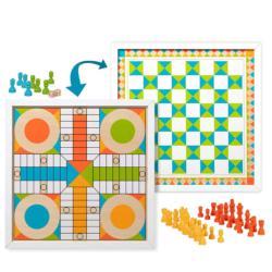Chess & Pachisi
