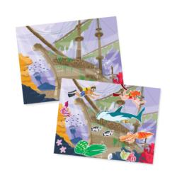Under the Sea Activity Book and Stickers