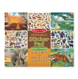 Jungle & Savanna Activity Kits