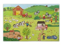 On The Farm Pig Children's Puzzles