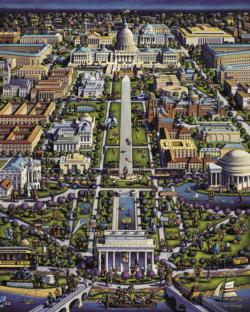Washington DC United States Jigsaw Puzzle