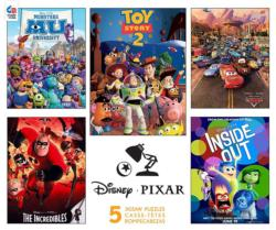 Pixar (Disney 5 in 1) Movies / Books / TV Multi-Pack