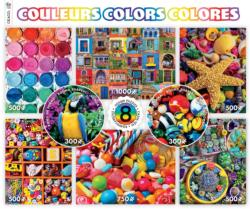 Colors 8-in-1 - Scratch and Dent Pattern / Assortment Multi-Pack