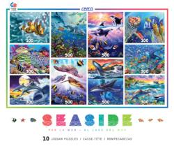 Seaside 10-in-1 Multi-Pack Marine Life Multi-Pack