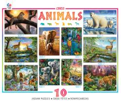 Animals10-in-1 Multi-Pack Jungle Animals Multi-Pack