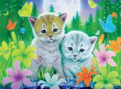 Cat Best Friends (Furry Friends) Cats Jigsaw Puzzle