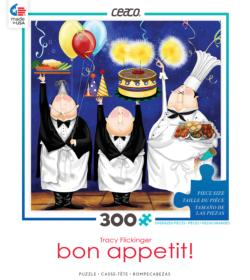 Celebration (Bon Appetit) Sweets Jigsaw Puzzle