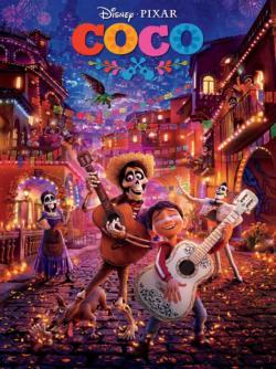 Coco Disney Large Piece