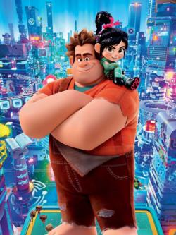 Ralph Breaks the Internet Disney Large Piece