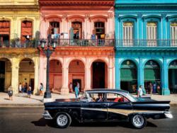 Havana Nostalgic / Retro Large Piece