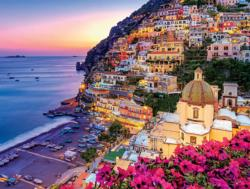 Amalfi Scenic Photography Seascape / Coastal Living Large Piece