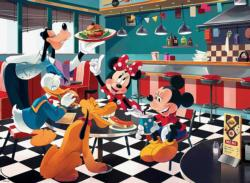 Disney Diner Disney Large Piece