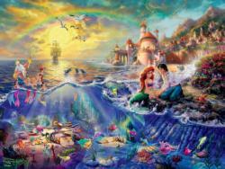 Little Mermaid Mermaids Large Piece