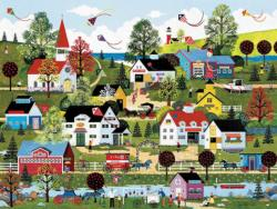 On the Summer Wind Summer Jigsaw Puzzle