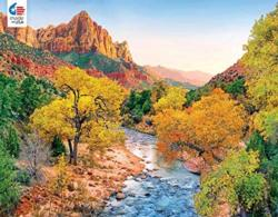 Sedona NM Lakes / Rivers / Streams Jigsaw Puzzle