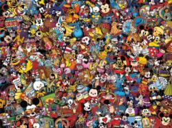 Pins (Disney) Movies / Books / TV Children's Puzzles