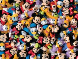 Plush (Disney) Movies / Books / TV Children's Puzzles