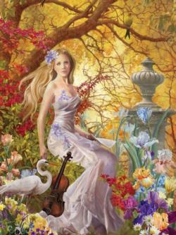 Lost Melody (Nene Thomas) Fairies Jigsaw Puzzle
