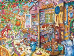 Summer House (Room With A View) Summer Jigsaw Puzzle