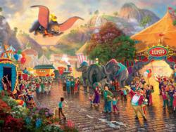 Dumbo Movies / Books / TV Jigsaw Puzzle