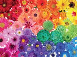Flower Power Flowers Jigsaw Puzzle