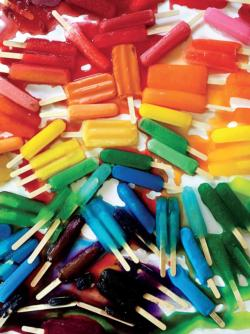 Popsicles - Scratch and Dent Sweets Jigsaw Puzzle