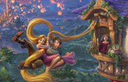 Tangled Disney Jigsaw Puzzle
