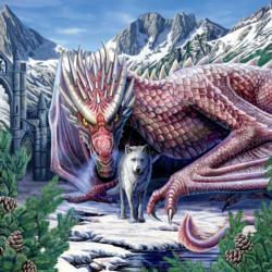 Alliance Dragons Jigsaw Puzzle