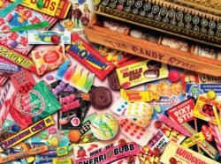 Vintage Candy Shop (Aimee Stewart) Sweets Jigsaw Puzzle