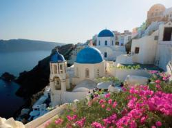 Greece (Bon Voyage) Travel Jigsaw Puzzle