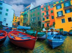 Italy II (Bon Voyage) Travel Jigsaw Puzzle