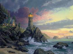 Rock of Salvation Sunrise/Sunset Jigsaw Puzzle