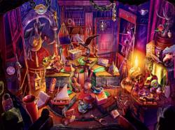 Knowledge Repository (Mystery Case Files: Key to Ravenhearst) Fantasy Jigsaw Puzzle