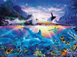 Ocean Dance Under The Sea Jigsaw Puzzle