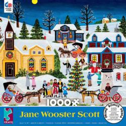 Festive Moments Christmas Jigsaw Puzzle