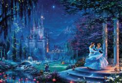 Cinderella Dancing in the Starlight Disney Jigsaw Puzzle