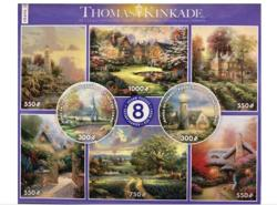 Thomas Kinkade 8-in-1 Landscape Multi-Pack