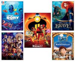 Pixar 5 in 1 Disney Multi-Pack