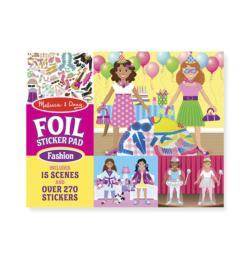 Fabulous Foil Sticker Pad- Fashion